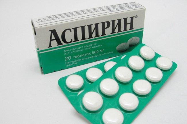 Аспирин для комнатных цветов
