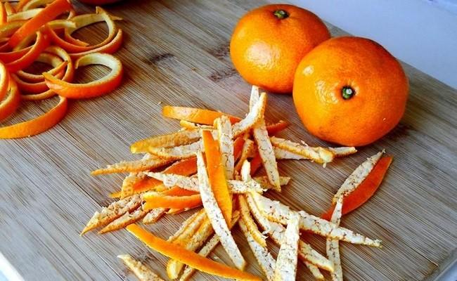 Апельсиновая кожура как удобрение