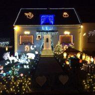 Узнайте 10 лучших идей новогоднего украшения дачного участка и дома