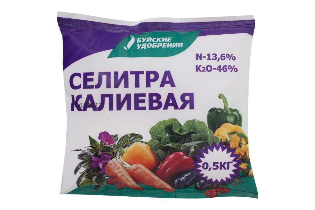 Калиевая селитра увеличивает сочность плодов